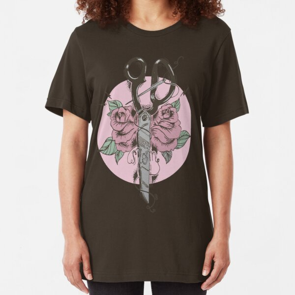 the  dressmaker Slim Fit T-Shirt