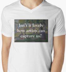 Isn't it Lovely? Men's V-Neck T-Shirt
