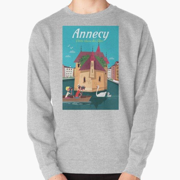 Affiche d'Annecy Sweatshirt épais