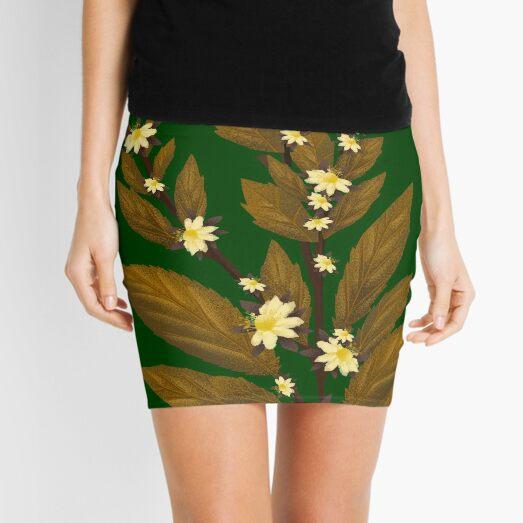 Being an Herbalist is My Superpower Mini Skirt