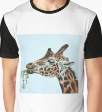 Giraffe Graphic T-Shirt
