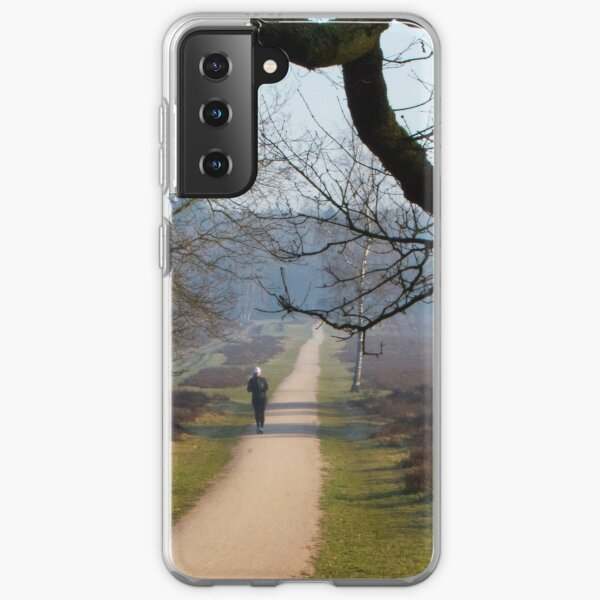 Morning joggers are winners! Samsung Galaxy Soft Case