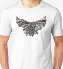 Night Owl in Color T-Shirt