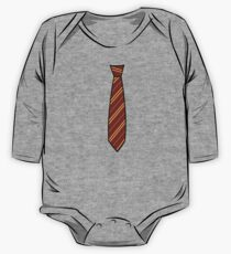 Potter-Tie One Piece - Long Sleeve