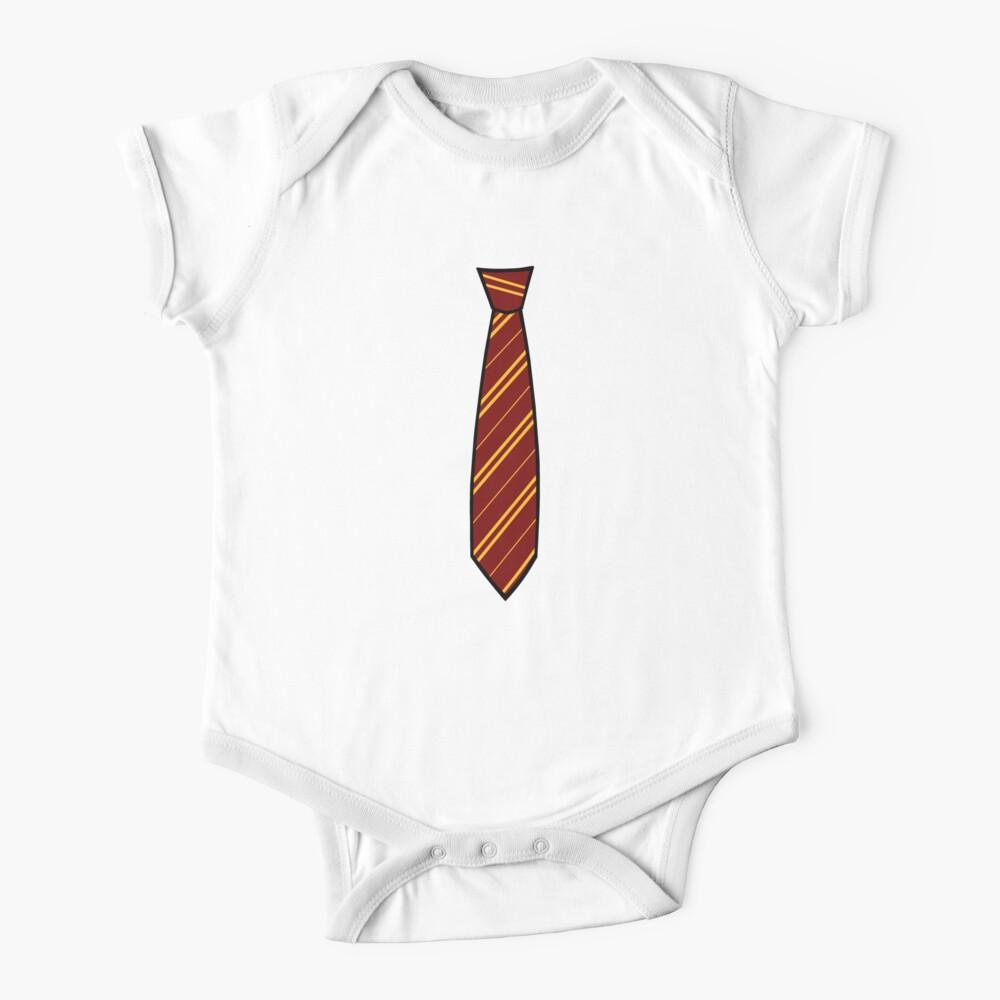 Potter-Tie Baby One-Piece