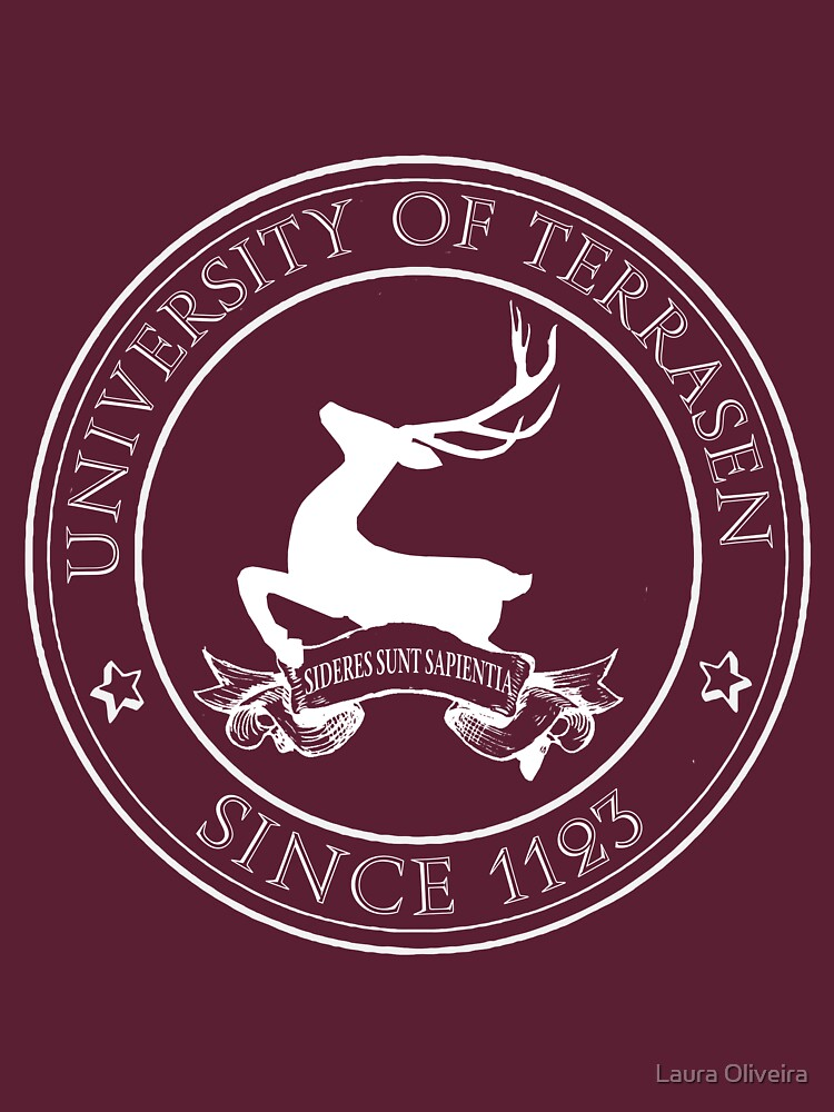 The University of Terrasen by onlybylaura