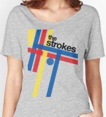 THE STROKES GOV BALL Women's Relaxed Fit T-Shirt
