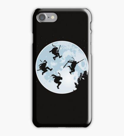 THE EXTRA-TURTLERIALS iPhone Case/Skin