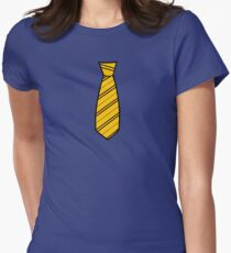 Badger House Tie  T-Shirt
