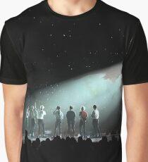 Watercolor - BTS Graphic T-Shirt