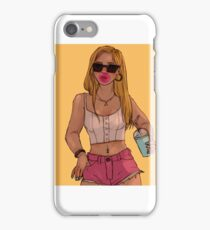 Allison  iPhone Case/Skin