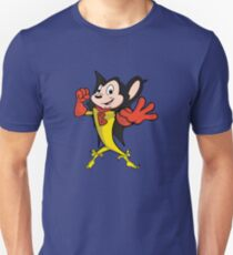 Mighty Bananafink (Batfink Bananaman Mighty Mouse) T-Shirt