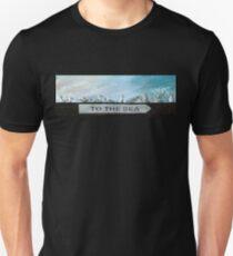 Ten Gulls Unisex T-Shirt