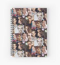 Cuaderno de espiral ¡Grant Gustin!