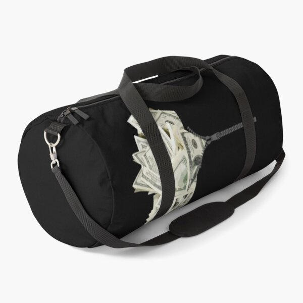 Money Overflow Duffle Bag - Cash Illusion - Cool and funny Duffle Bag
