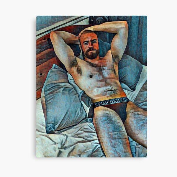 JoeThePainting 3 Canvas Print
