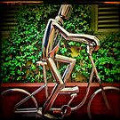 I want to ride my bicycle....., by MikeShort