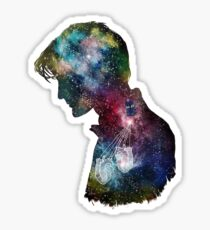 Doctor Who 11th Doctor Sticker