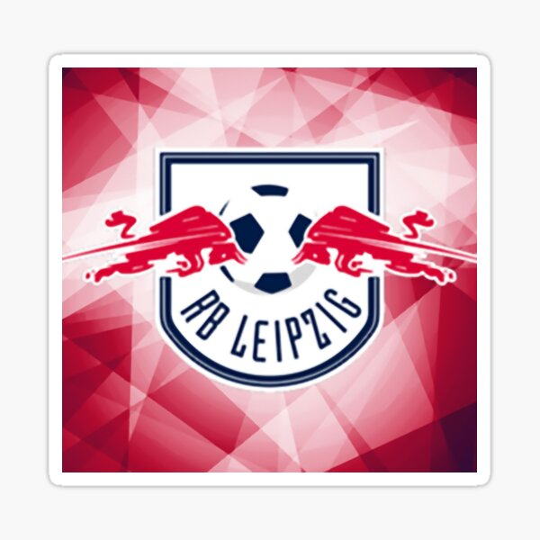 RB Leipzig RBL Glow in The Dark Sticker Set