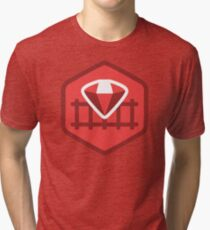 Ruby on Rails Tri-blend T-Shirt