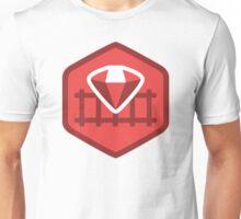 Ruby on Rails Unisex T-Shirt