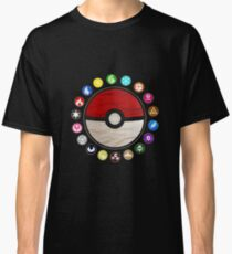 Pokemon - Pokeball Classic T-Shirt