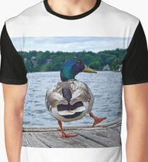 Waddle Waddle Graphic T-Shirt