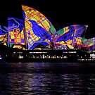 Vivid 2016 Opera House 30 by Jane Holloway