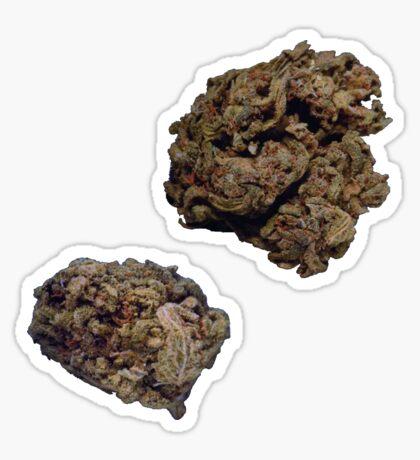 420 Buds #100 Sticker