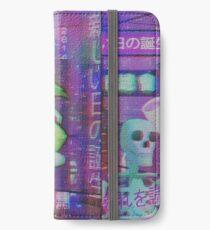WINDWÄCHTER iPhone Flip-Case/Hülle/Klebefolie