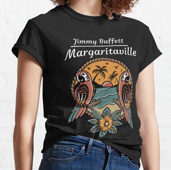 jimmy buffett margaritaville  Classic T-Shirt