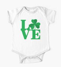 Shamrock Love Kids Clothes