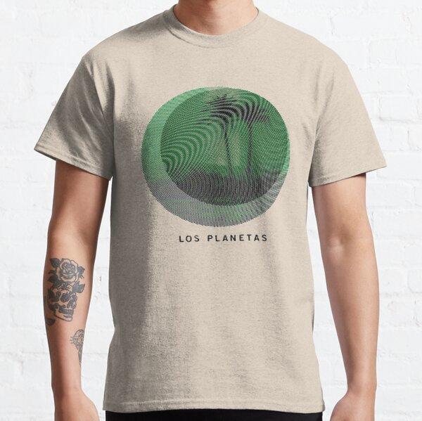Los Planetas Zona Temporalmente Autónoma Camiseta clásica