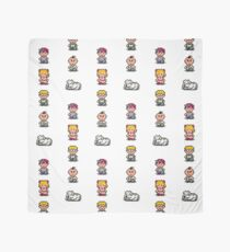 Earthbound - Characters Scarf