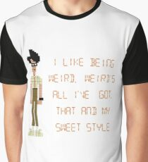The IT Crowd – I Like Being Weird Graphic T-Shirt