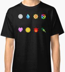 Pixelmon Badges Classic T-Shirt
