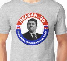 Ronald Reagan for President 1980  Unisex T-Shirt