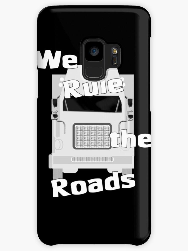 We Rule the Roads (Semi) by PharrisArt