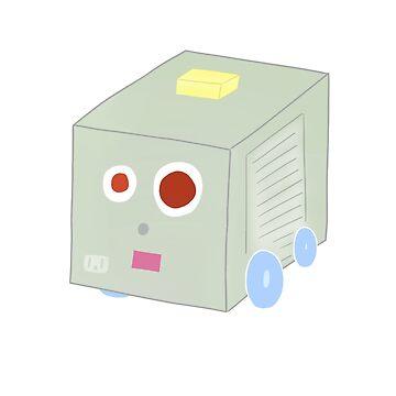 Tiny Robot by ImaginingThis