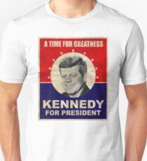 John F. Kennedy for President 1960 JFK Unisex T-Shirt