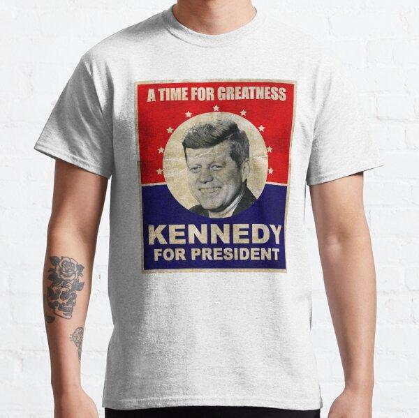 John F. Kennedy for President 1960 JFK Classic T-Shirt