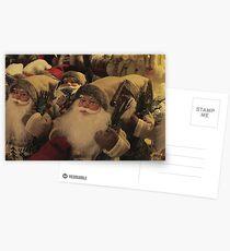 Ho! Ho! Ho! Postcards