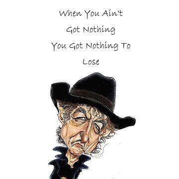 Bob Dylan caricature de moseshashim