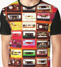 Cassette Set Graphic T-Shirt