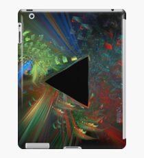 Triangle Circle iPad Case/Skin