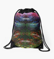 False Dichotomy Drawstring Bag