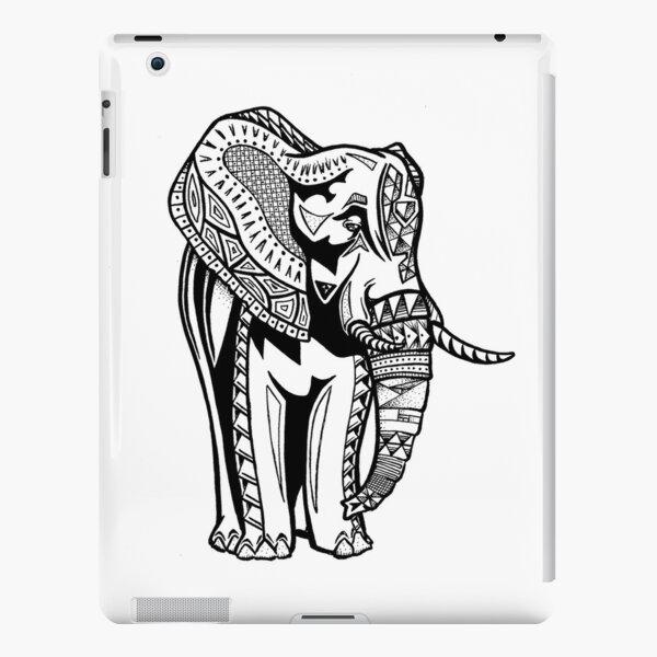 Elephant iPad Snap Case