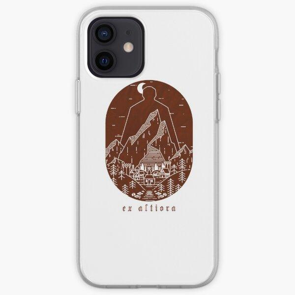 Ex Altiora Cover iPhone Soft Case