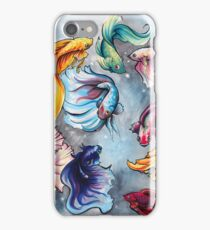 Betta Fish iPhone Case/Skin