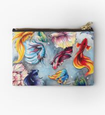Betta Fish Studio Pouch